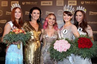 Vítězky České Miss 2013 a Ornella Muti - Menhouse.eu