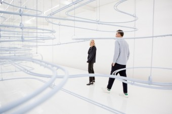 Karin Gustafsson COS and Alex Mustonen Snarkitecture