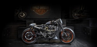 Custom Harley-Davidson Perugia