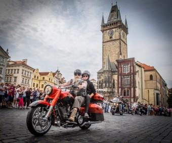 115. výročí Harley-Davidson oslaví celý svět v Praze, foto: Harley-Davidson