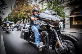 Jaroslav Vavřina, organizátor akce, foto: Harley-Davidson