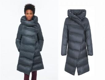 Zimní kolekce kabátů italské módní značky Colmar