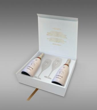 Cava Anna de Codorníu Blanc de Blancs, Premier Wines & Spirits