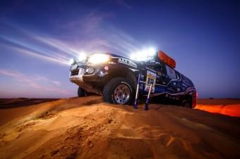 Lukáš Kvapil Rallye Dakar, foto kredit: Mototechna