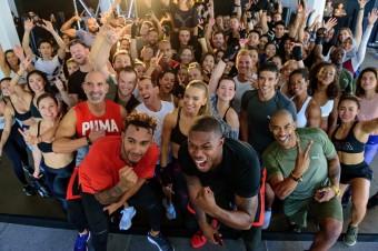 Lewis Hamilton tváří kampaně značky PUMA