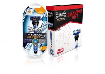 Wilkinson Sword Hydro Connect 5, doporučená cena sady s 2 náhradními břity: 359 Kč