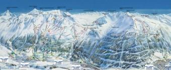 Francouzské lyžařské středisko Val Cenis, foto: Beta tour