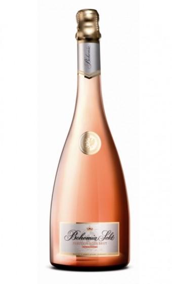Bohemia Sekt Prestige brut rosé