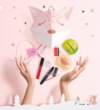 Vánoční kolekce Sephora