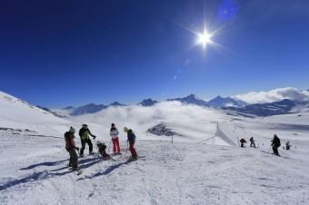 Les 2 Alpes, foto: Office de Tourisme Les 2 Alpes, Monica Dalmasso