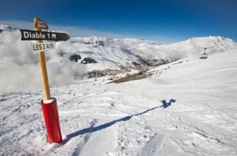 Les 2 Alpes, foto: Office de Tourisme Les 2 Alpes, Yoann Pesin