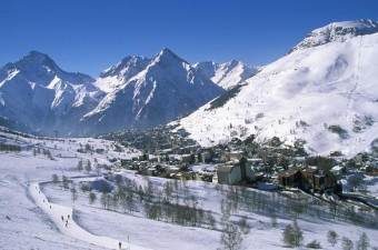 Les 2 Alpes, foto zdroj: Beta tour