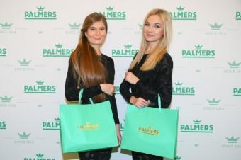 Nová vlajková prodejna Palmers v Praze