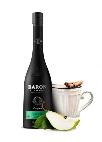 Horký Baron s příchutí zralých hrušek, Baron Hildprandt, Premier Wines & Spirits