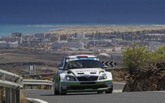Škoda Fabia Super 200, Rally Islas Canarias - Menhouse.eu