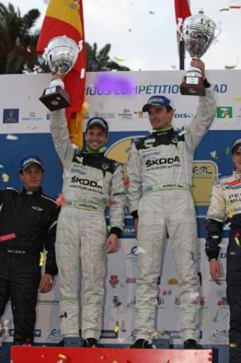 Jan Kopecký a Pavel Dresler, Rally Islas Canarias - Menhouse.eu