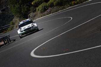 Škoda Fabia Super 2000, Rally Islas Canarias 2013 - Menhouse.eu