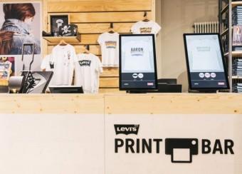 Levi´s Print Bar