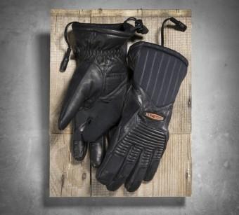 Pánské vyhřívané rukavice Harley-Davidson