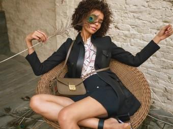 Mademoiselle Longchamp jaro-léto 2018, Butik Longchamp