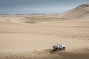 Dakar Rallye 1. etapa, South Racing