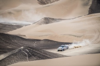 Dakar Rallye 2. etapa, South Racing