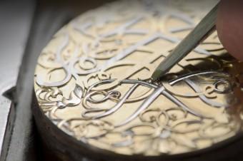 Kapesní hodinky Hermés Areau Pocket Volutes - Menhouse.eu