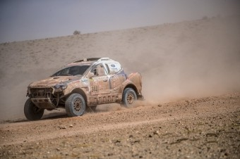 Osmá etapa Rallye Dakar, South Racing