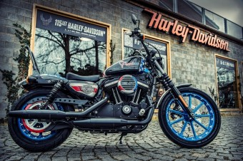Plzeň, Battle of the Kings, Harley-Davidson