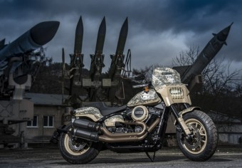 Praha, Battle of the Kings, Harley-Davidson