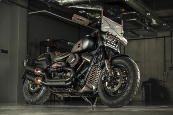 Rešov, Battle of the Kings, Harley-Davidson