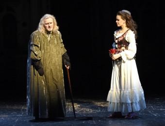 Karolina a Josef Vojtek, foto: Muzikál Mefisto