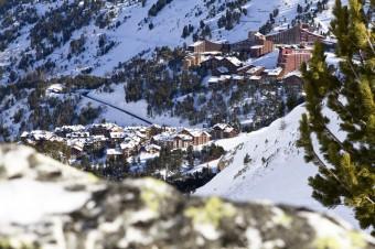 Les Arcs, foto zdroj: www.lesarcs.com