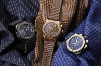 Classic Fusion Chronograph Italia Independent, HUBLOT