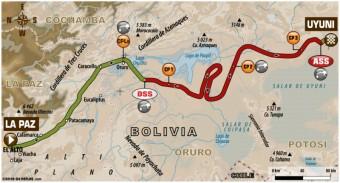 Dakar Rallye 2018, 7. etapa