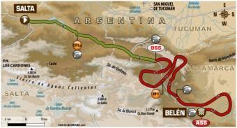 Dakar Rallye 2018, 10. etapa