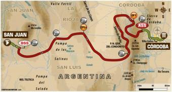 Dakar Rallye 2018, 13. etapa