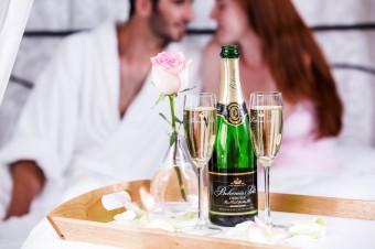 Překvapte partnera dokonalým Valentýnem ve vaší režii, Bohemia Sekt