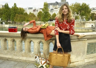 Longchamp Pénélope honey