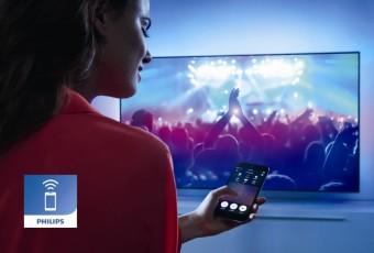 Philips LS 7600 mobilní aplikace