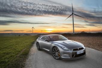 Ještě rychlejší Nissan GT-R 2013 - Menhouse.eu