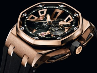 Royal Oak offshore Tourbillon Chronograph, Audemars Piguet