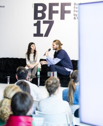 Business Forward Forum březen 2017, Mercedes-Benz Prague Fashion Week