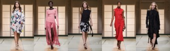 H&M: kolekce Studio SS18, Paris Fashion Week - Musée des Arts Décoratifs