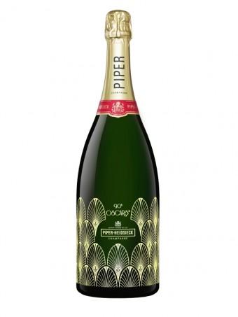 Šampaňské Piper-Heidsieck magnum Oscars 2018, kredit: Premier Wines & Spirits