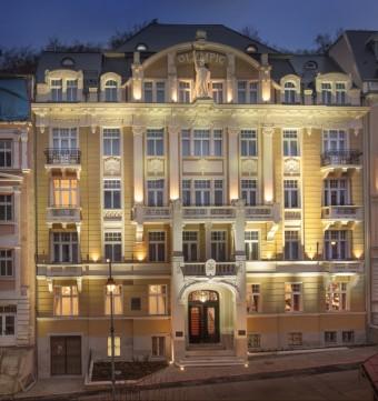 Spa Hotel Olympic Palace