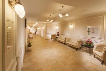 Hera Spa Center, Hotel Olympic Palace