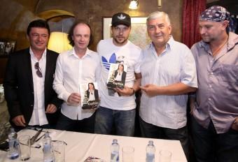 Tomáš Ujfaluši pokřtil vlastní biografii