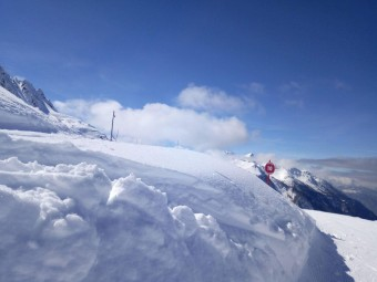 Jarní lyžování v La Normě, foto kredit: Betatour.cz