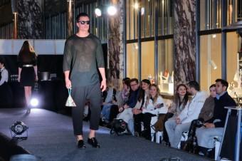 Módní přehlídka VaNa1 v rámci Mercedes-Benz Prague Fashion Week
